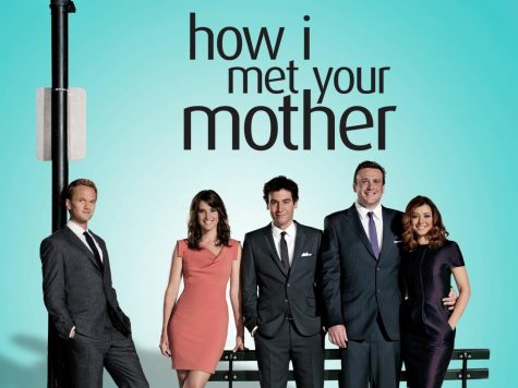 Advertising poster on the seventh season of CBS's How I Met Your Mother. The timeless sitcom was a joint production by Bays & Thomas Productions and 20th Century Fox Television, as well as directed by American director and producer Pamela Fryman. The series tells the story of Ted Mosby, a small architect in New York City, and how his life was before he met his wife.