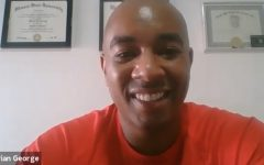 Darian George, High Schools' Vice-Principal, shares his thoughts on leaving TCS next semester.