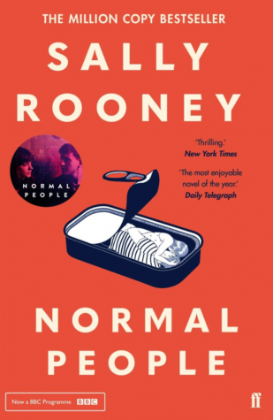 """Normal People,"" novel published in 2018 by the Irish author Sally Rooney. It's her second novel, and became a bestseller in the United States within four months of its publication."