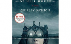 "Eleanor Vance, one of the four main characters, is pictured on the book cover along with Hill House. Shirley Jackson's novel portrayed horror in a psychological rather than paranormal manner, and Eleanor's mental degradation was a pivotal element in the story. ""Jackson was the first author to understand that houses aren't haunted – people are. All the most terrible specters are already there inside your head, just waiting for the cellar door of the subconscious to spring open."" said author Joe Hill."